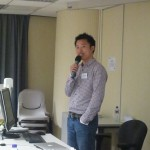 Sharing by Mr. Jeff Wang, People Development Manager of Radica Systems Limited.