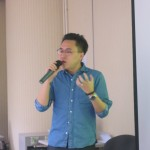 Sharing by Mr. Leung Chung, Creative Director of DDB Worldwide Limited.